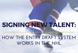 SIGNING NEW TALENT: THE NHL ENTRY DRAFT