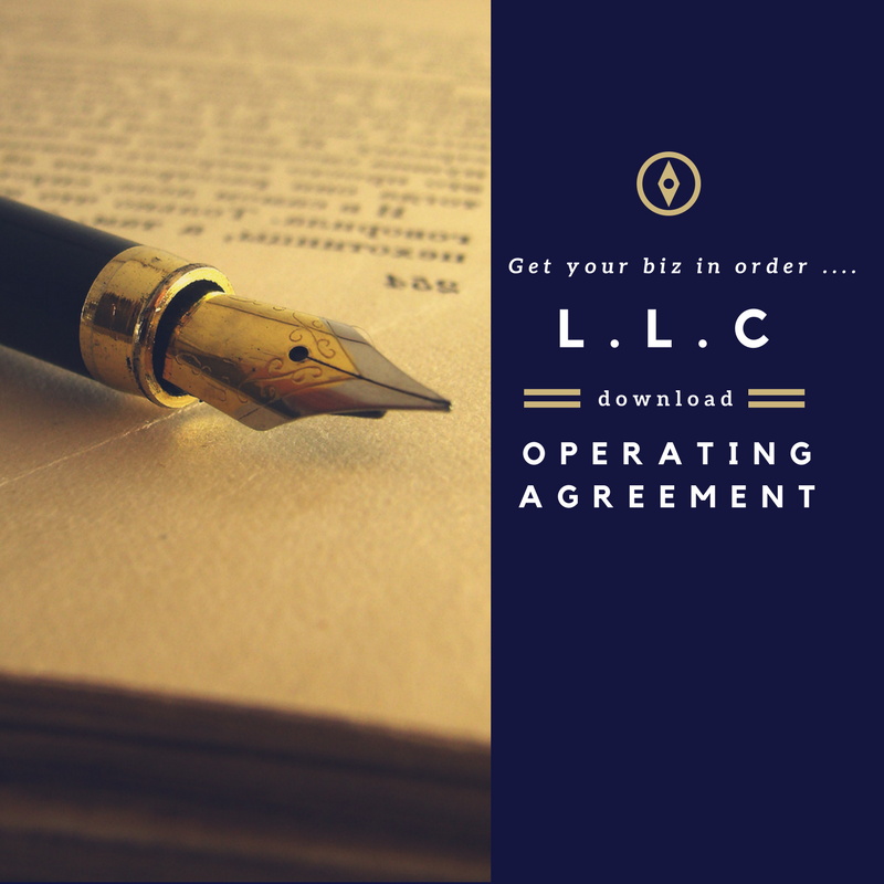 205f556ce LLC Operating Agreement - Lake Law Group